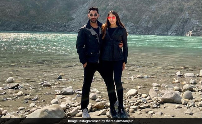 Armaan Jain And Anissa Malhotra Are Celebrating Their First Anniversary At This Location