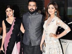 How Birthday Girl Shamita Shetty's Day Was Made Special By Sister Shilpa And Brother-In-Law Raj Kundra