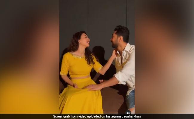 गौहर खान ने पति जैद दरबार के साथ B Praak का सुपरहिट गाना 'मजा' पर किया डांस,  देखें Video
