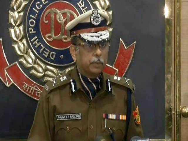 Video : Delhi Police To Look At 'Global Conspiracy' Angle Over Farmers' Protest