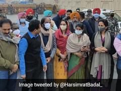 Weren't Allowed To Meet Farmers: Opposition MPs Write To Lok Sabha Speaker