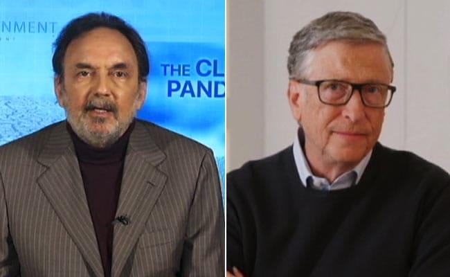 Prannoy Roy Speaks To Bill Gates On Pollution, Climate Change: Full Transcript - NDTV