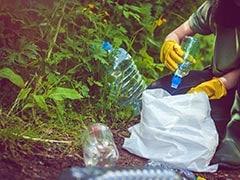Delhi Artist Works With Plastic, Diverts 250 Kg From Landfills