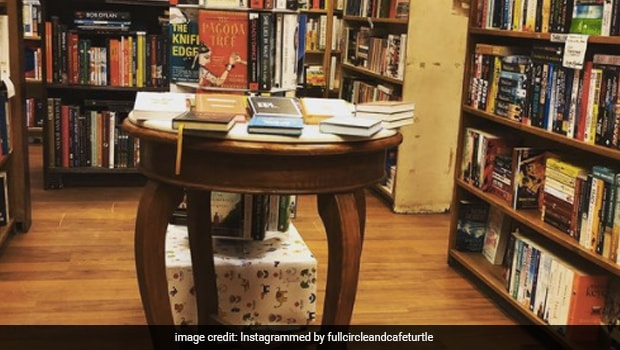Book Lovers Rejoice! Delhi's Iconic Cafe Turtle Reopens At Khan Market