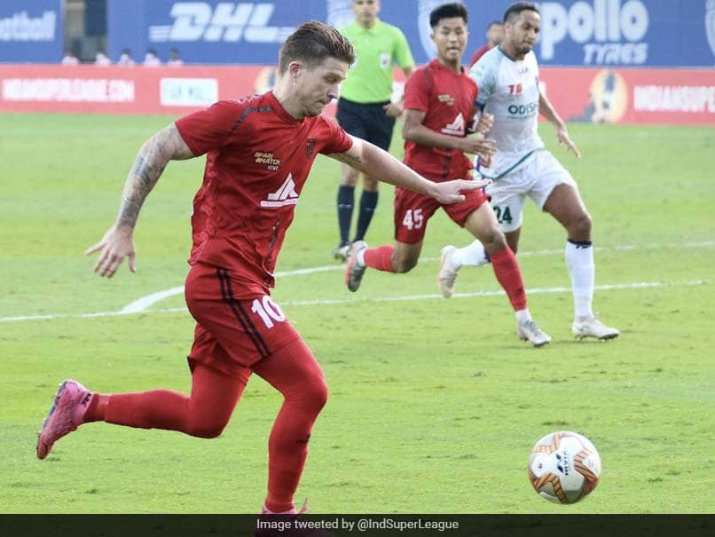 ISL: NorthEast United Register Convincing 3-1 Win vs Odisha FC