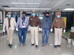 फर्जी पासपोर्ट और वीजा बनाकर लोगों को विदेश भेजने वाले दो एजेंट गिरफ्तार