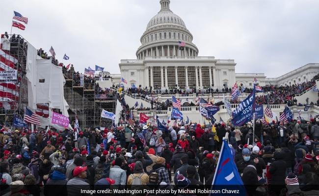 Capitol Riot Defendants Facing Jail Have Regrets. Judges Aren't Buying It