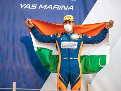 Jehan Daruvala Becomes First Indian To Win In F3 Asian Championship