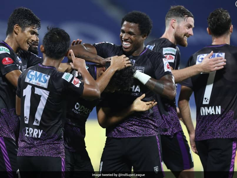 Odisha FC Edge Out SC East Bengal To Win Highest-Scoring Match In ISL History