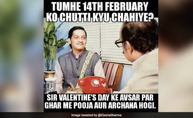 Valentine's Day 2021: Some Of The Funniest V-Day Memes And Jokes