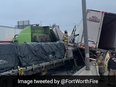 6 Dead In Icy Texas Pileup As Frigid Weather Blankets Much Of US