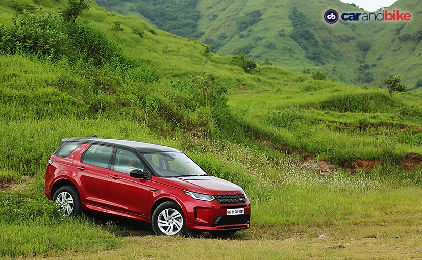 Land Rover Discovery Sport Facelift Review: The All-Rounder Luxury SUV! – carandbike