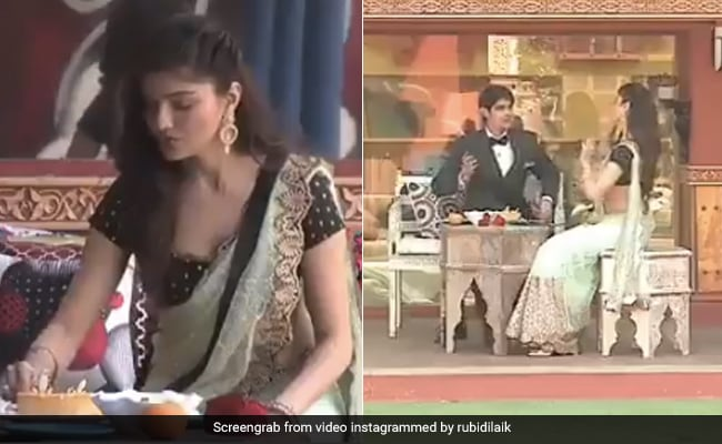 Rohan Mehra shares video of Bigg Boss 10 with Rubina Dilac, reminds me of old