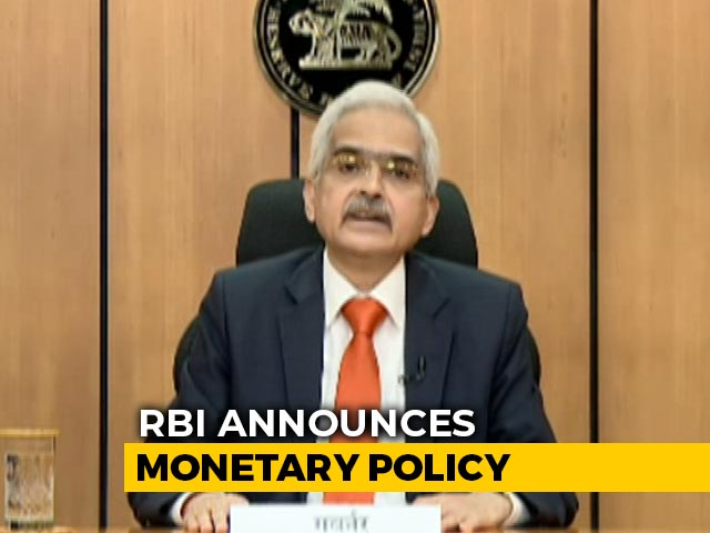 Video : RBI Keeps Key Rates Unchanged, Assures Ample Liquidity In System