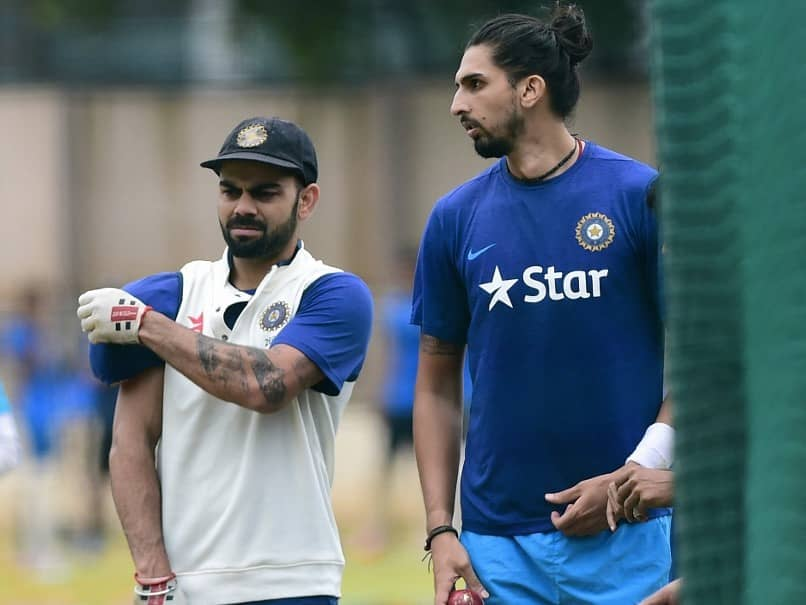 India vs England: Had To Kick Him Awake, Says Virat Kohli On Ishant Sharmas Maiden Call-Up