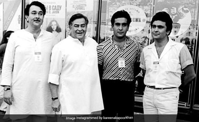 'Broken But Strong': Kareena Kapoor Mourns Uncle Rajiv Kapoor With A Priceless Throwback
