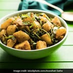 This Shimla Mirch Aloo Sabzi Is Ready In Under 30 Minutes!