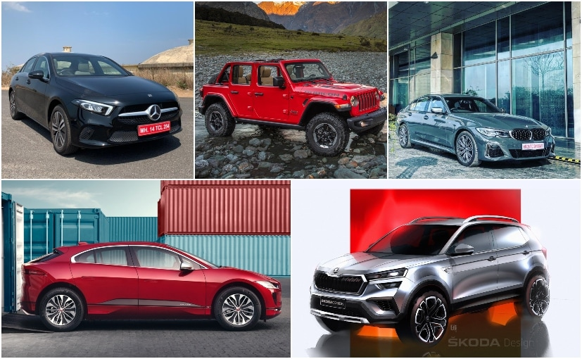 From the locally-assembled Wrangler to the production-spec Skoda Kushaq, there's lots happening in March