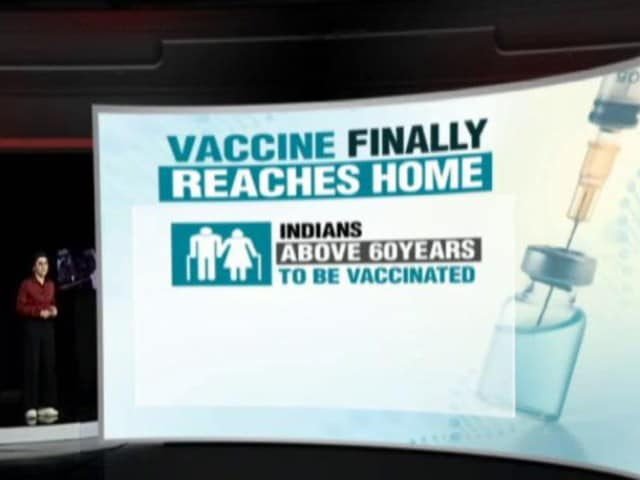 Video : How To Get Coronavirus Vaccine From Monday If You Are Over 45