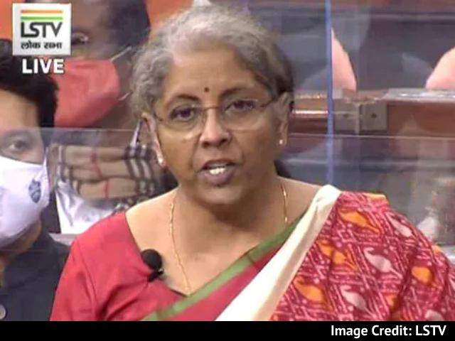 Video : Government Proposes ₹ 2.24 Lakh Crore Outlay For Healthcare In 2021-22: Finance Minister