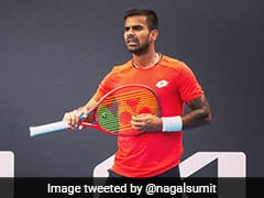 Australian Open: Sumit Nagal Crashes Out In First Round After Losing To Ricardas Berankis