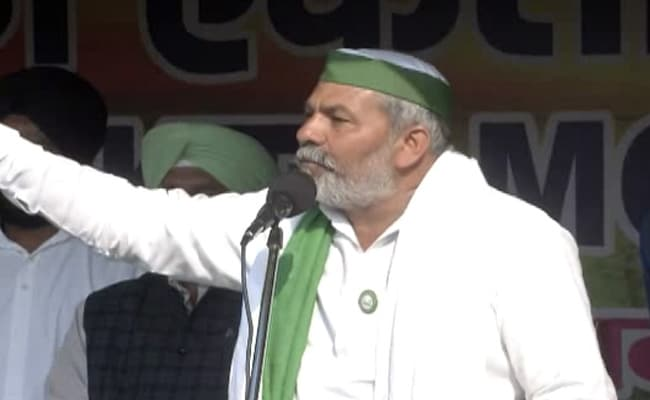 Will Go To Kolkata On March 13, Urge Farmers To Defeat BJP: Farmer Leader
