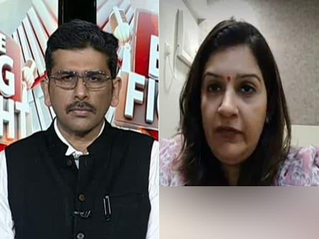 Video : Revisit Vaccine Strategy, Says Rajya Sabha MP Priyanka Chaturvedi