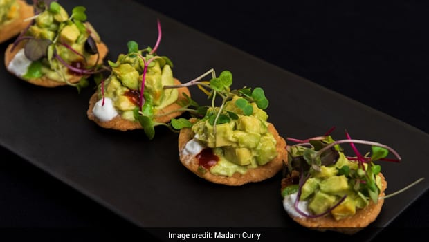 Madam Curry Pays Edgy Tribute To Classic, Comfort Foods