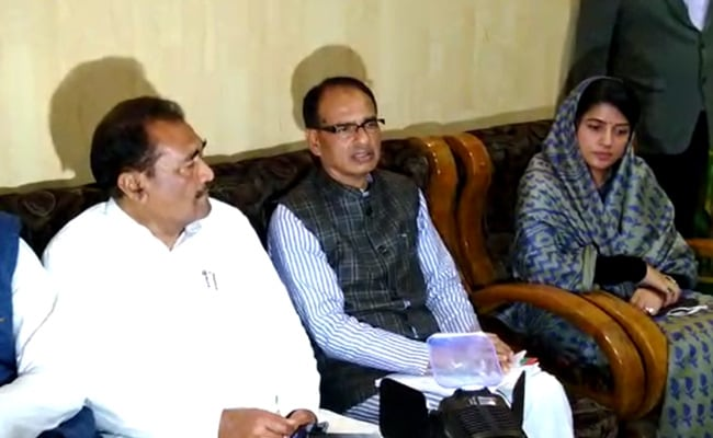 Shivraj Singh Chouhan Suspends Four Officials After Bus Tragedy In Madhya Pradesh