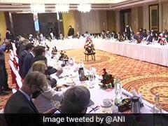 Foreign Envoys Visiting J&K Reach Jammu, Meet Several Delegations