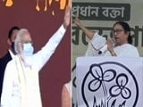 Video : 2 Days Apart, PM, Mamata Banerjee Rally In Same Venue