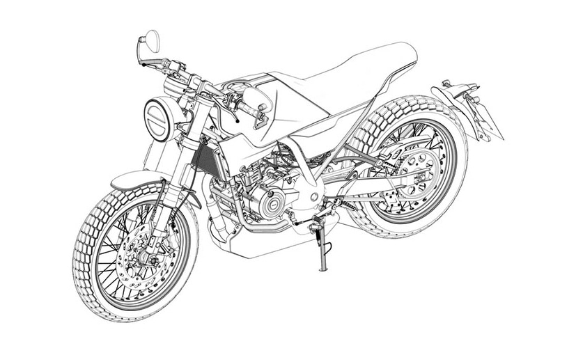 , Brixton Crossfire 125 Revealed In Design Filings, Indian & World Live Breaking News Coverage And Updates