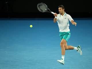 """Australian Open: """"Gamble"""" To Keep Playing Despite Abdominal Injury, Says Novak Djokovic"""
