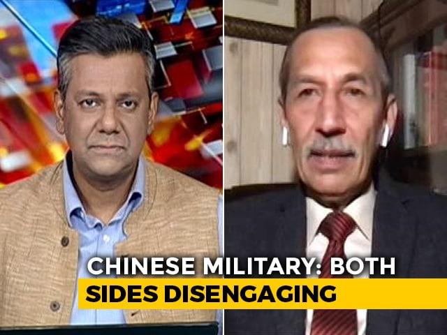 Video : India-China Breakthrough In Ladakh?