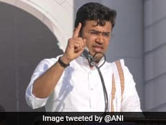 """Fake News"": Tejasvi Surya On Reports He Apologised For Bengaluru Bed Row"