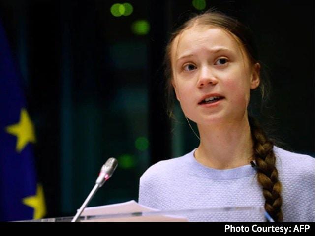 "Video : ""No Amount Of Threats..."": Greta Thunberg After Delhi Police Files Case"