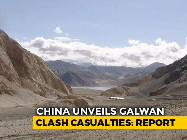 Video : China Admits 4 Officers, Soldiers Killed In Galwan Clash With India