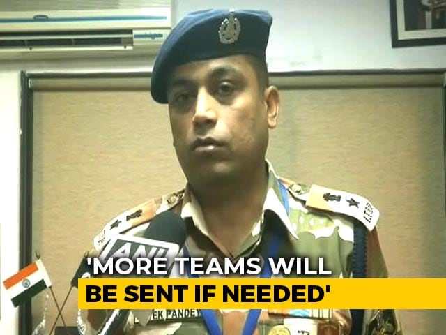 """Video : """"Search Ops Intensified"""": ITBP On 30 Trapped In Uttarakhand Tunnel"""