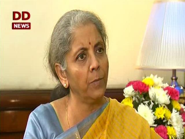 Video: Initiatives To Double Farmers Income Are Envisaged In Budget Every Year: Nirmala Sitharaman