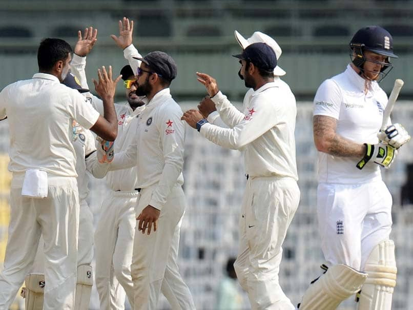 India vs England: Last 5 Test Series Results In India