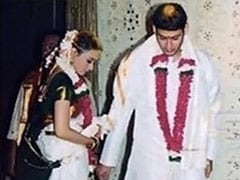 On Mahesh Babu And Namrata Shirodkar's Anniversary, Here's A Throwback From Their Wedding