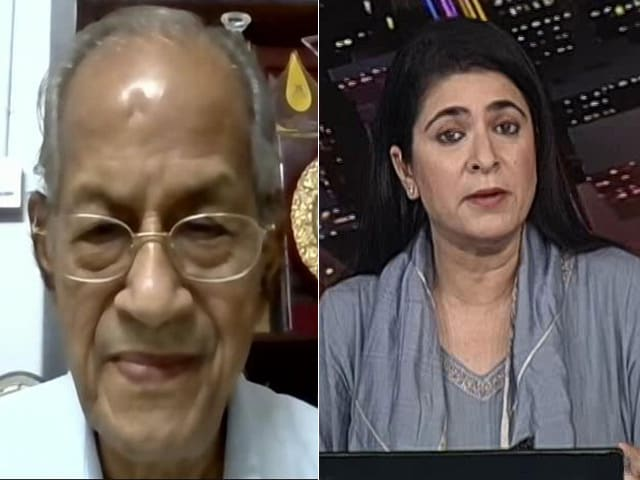 "Video : BJP Not Communal, Party Of Nation-Lovers: ""Metro Man"" E Sreedharan To NDTV"