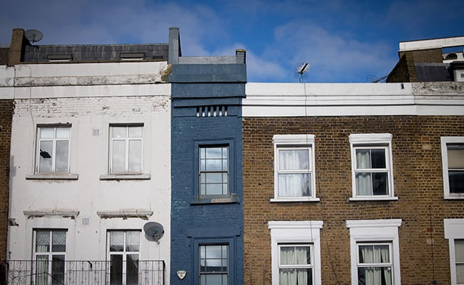 London's 'Thinnest' House Is Up For Sale For $1.3 Million - NDTV