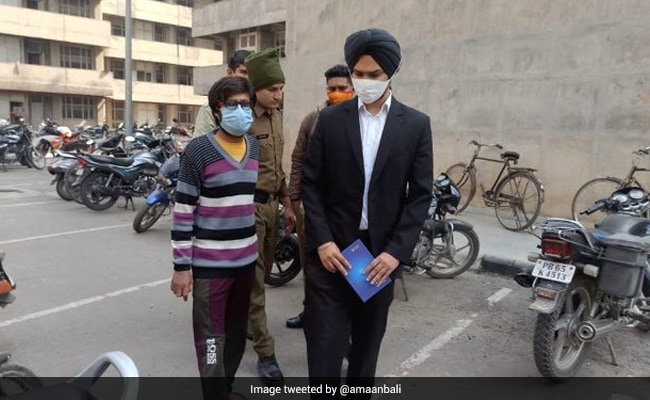 Activist Arrested In Naudeep Kaur Case Has 2 Fractures: Medical Report