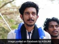 "Case Against Ex-AMU Student Sharjeel Usmani Accused Of ""Hurting Religious Sentiments"""