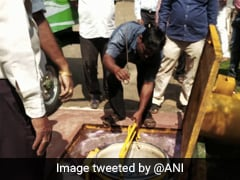 Karnataka Man's Innovative Underground Garbage Bin To Eliminate Bad Odour