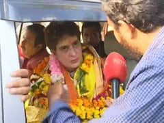 Will Priyanka Gandhi Vadra Be UP Chief Ministerial Candidate? Her Response