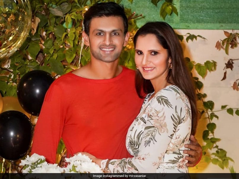 Sania Mirza Posts Heartfelt Message For Husband Shoaib Malik On His 39th Birthday