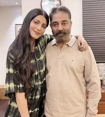 Shruti Meets Father Kamal Haasan 'After Ages.' See Viral Pics
