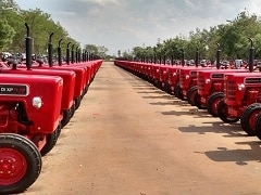 Auto Sales January 2021: Mahindra's Farm Equipment Sector Registers 50% Growth In The Domestic Market